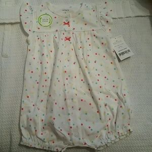 Other - Carters Snap up Romper